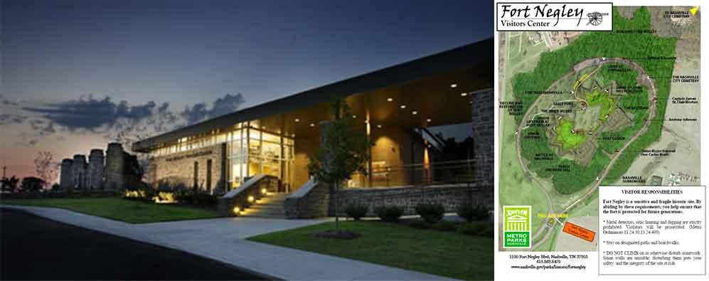 Fort Negley Vistor Center