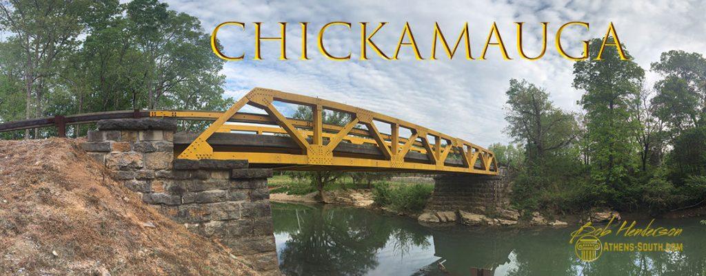 Chickamauga Virtual Tour