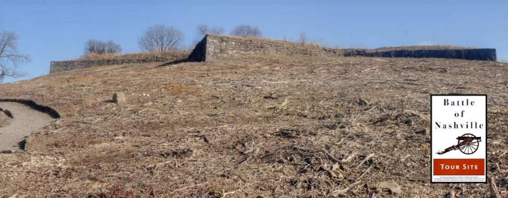 Fort Negley 360