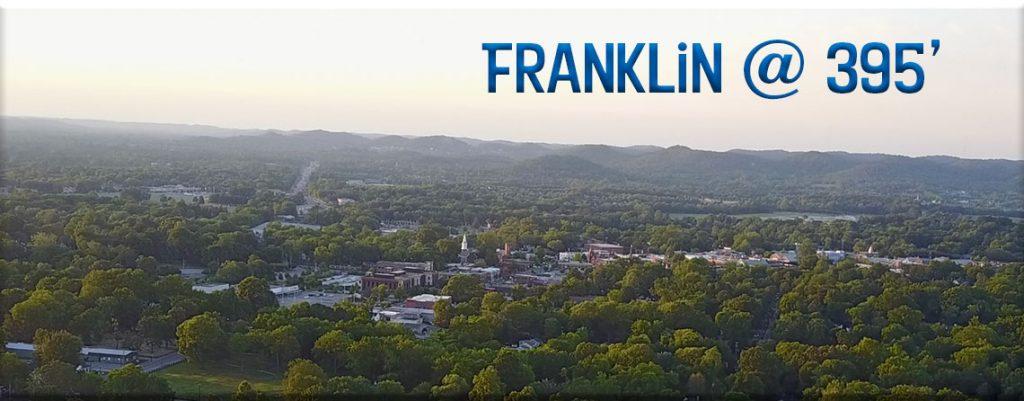 Franklin Battlefield Drone