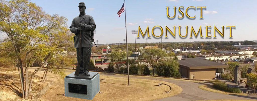 U.S.C.T. Statue
