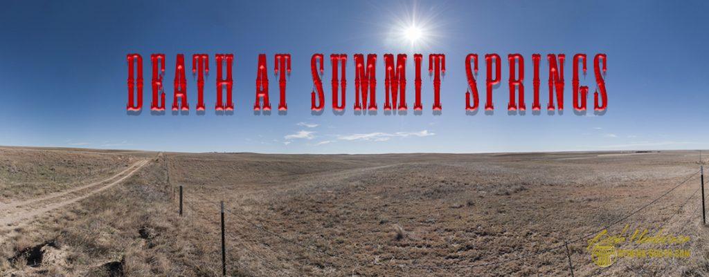 Death at Summit Springs