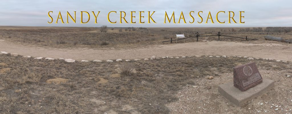 Sandy Creek Massacre